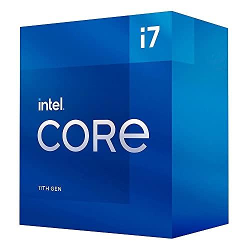 Intel Core i7-11700 Desktop Prozessor (Basistakt:...