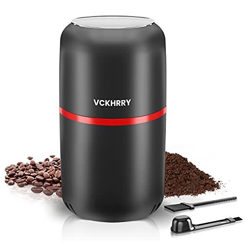 VCKHRRY Kaffeemühle 300w Elektrische Kaffeemühle...