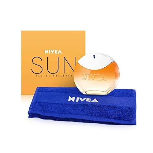 NIVEA SUN EdT Eau de Toilette (1 x 30 ml) mit dem...