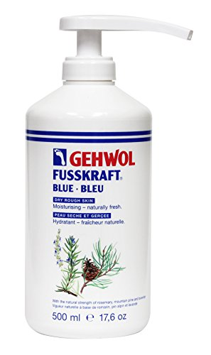 Gehwol Fusskraft Blau Fußcreme Für Trockene Raue...
