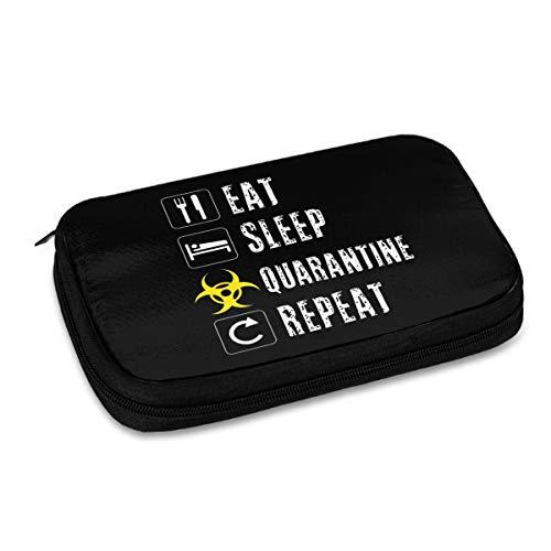 Elektronische Organisationstasche 'Eat Sleep...