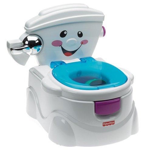 Fisher-Price P4326 - Meine erste Toilette,...