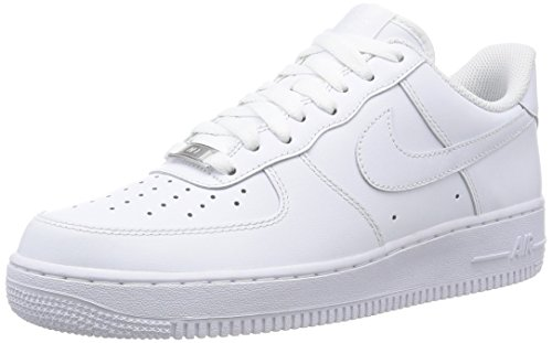 Nike Herren Air Force 1 '07 Basketballschuhe,...