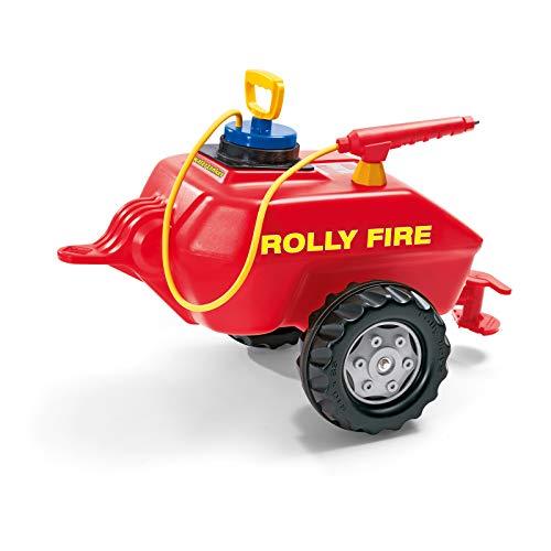 Rolly Toys 122967 - rollyVacumax Fire (für Kinder...