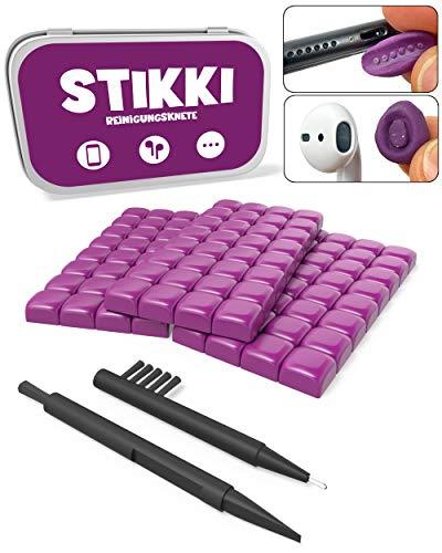 STIKKI® Reinigungsknete für Handy, Smartphone,...