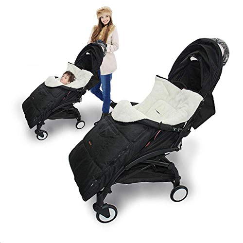 Winter Fußsack Kinderwagen,Universal Baby...