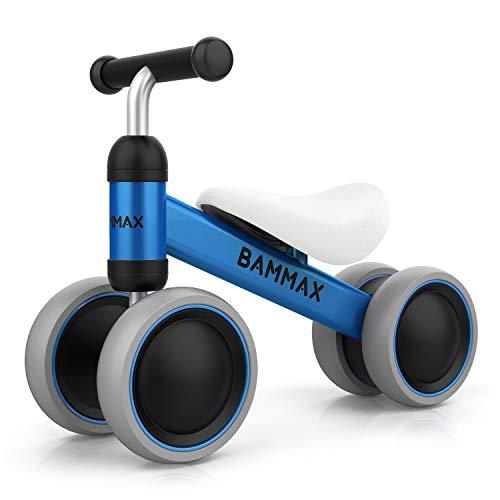 Bammax Kinder Laufrad Lauflernrad Balance Fahrrad...