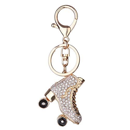 Meigold Diamant-besetzte Schlüsselanhänger...