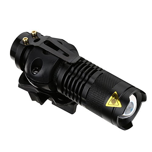 Asixx Helm-Taschenlampe, tragbare LED-Taschenlampe...