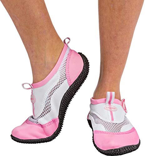 Cressi Unisex Reef Shoes Badeschuhe, Rosa...