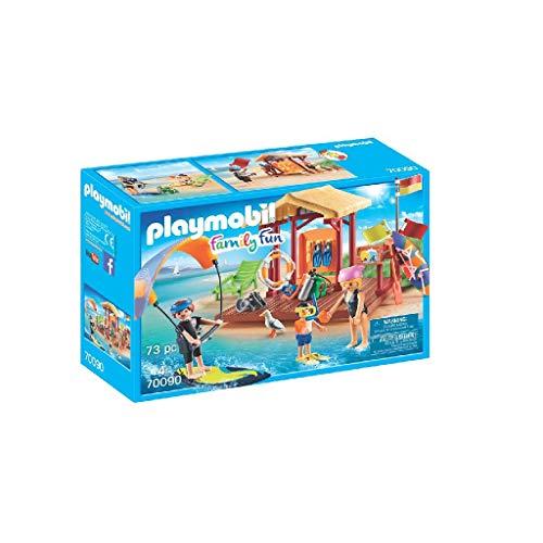 PLAYMOBIL Family Fun 70090 Wassersport-Schule, Ab...