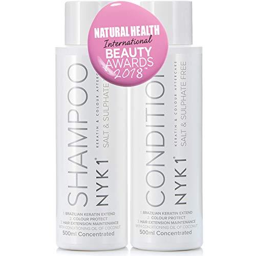 Salzfreies Shampoo Und Conditioner Ohne Sulfate (2...