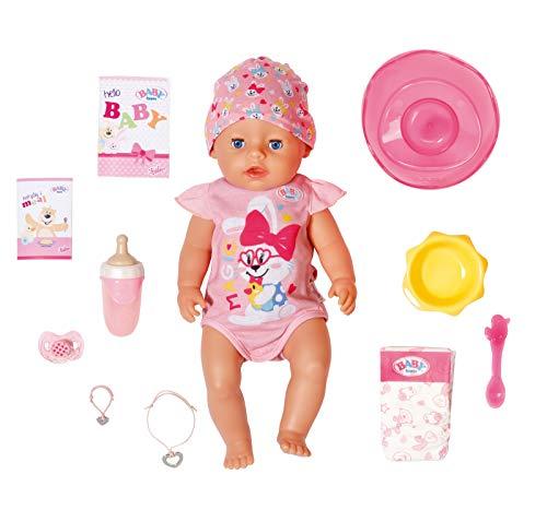 Zapf Creation 827956 BABY born Magic Girl 43 cm -...