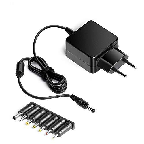 HKY 12V Universal AC Adapter Netzteil Ladegerät...