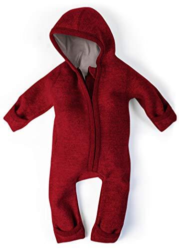 Ehrenkind® WALKOVERALL | Baby Wollwalk-Overalls...