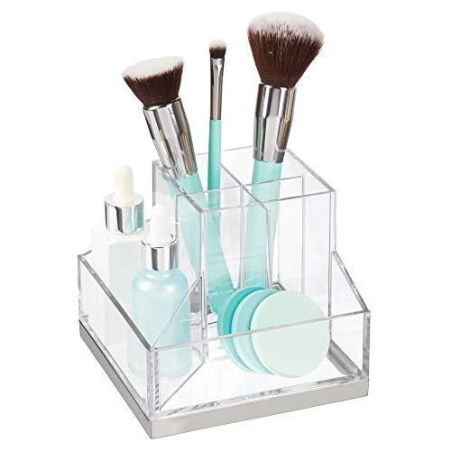 mDesign Stehsammler für Schminke – Make-up...
