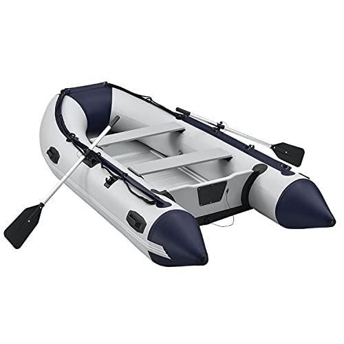 ArtSport Schlauchboot 3,20 m für 4 Personen mit 2...