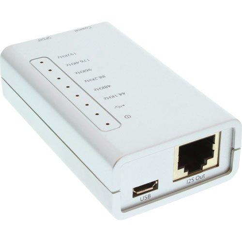 InLine USB HD Adapter, Hi-Fi (24-bit 192KHz) auf...