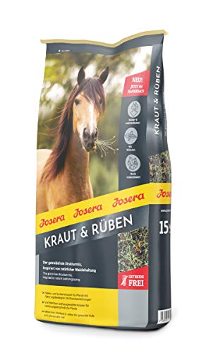 JOSERA Kraut & Rüben (1 x 15 kg) | Premium...
