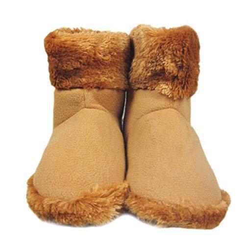AISHANG USB Electric beheizte Schuhe Winter warme...