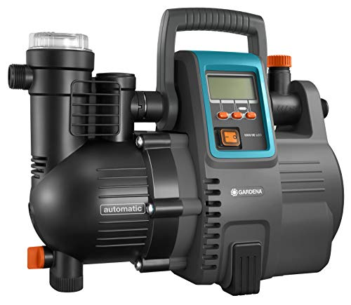 Gardena Comfort Hauswasserautomat 5000/5E LCD:...