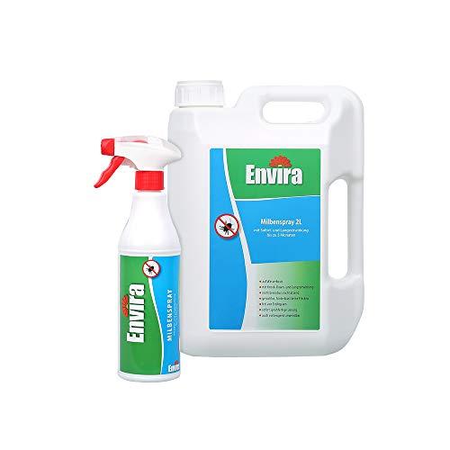 Envira Milben-Spray - Anti-Milben-Mittel Mit...