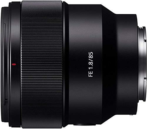 Sony SEL-85F18 Porträt Objektiv (Festbrennweite,...