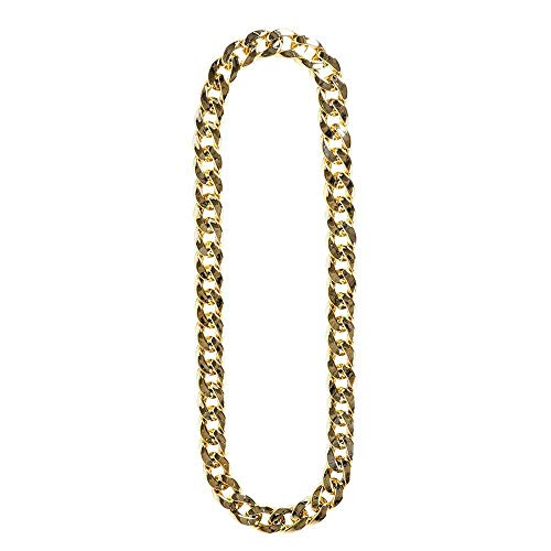 Boland 64306 - Halskette Pimp, Gold, Mode-Schmuck,...