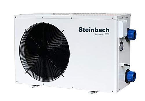 Steinbach Wärmepumpe Waterpower 5000, R32,...