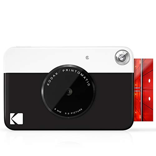 Kodak PRINTOMATIC Digitale Sofortbildkamera,...