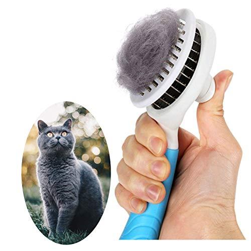 Katzenbürste, Katzenburste Selbstreinigend...