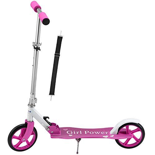 ArtSport Scooter Cityroller Big Wheel 205mm Räder...