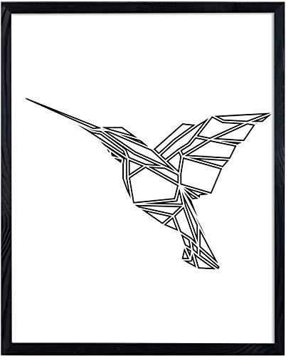 Postergaleria Bilderrahmen | 50x70 | Schwarz |...