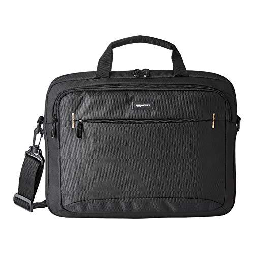 Amazon Basics - kompakte Laptoptasche,...