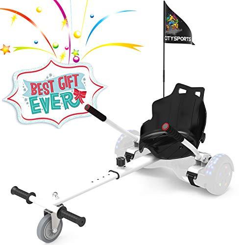 ColorWay Hoverkart Go-Kart Sitzscooter Sitz für...