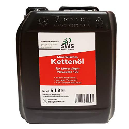 SUPER-OIL Kettenöl Sägekettenöl mit Haftzusatz...