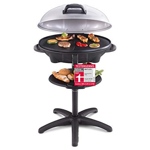 Cloer 6789 Barbecue-Grill, Standgrill mit...