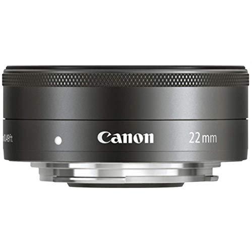 Canon Objektiv EF-M 22mm F2 STM Pancake für EOS M...