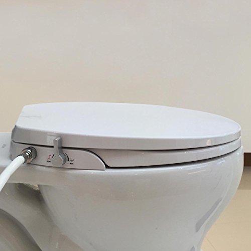 Hibbent Bidet Toilettensitz. Nicht-elektrisch,...