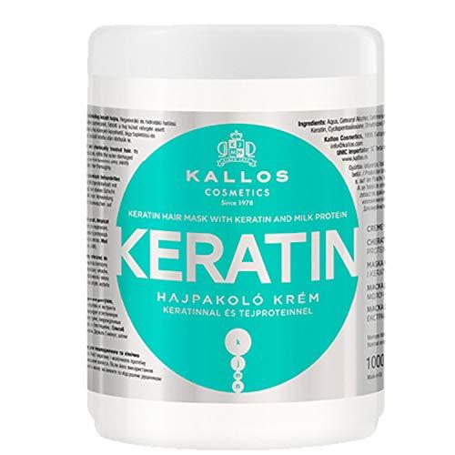 Kallos KJMN Creme mit Keratin & Milchproteine für...