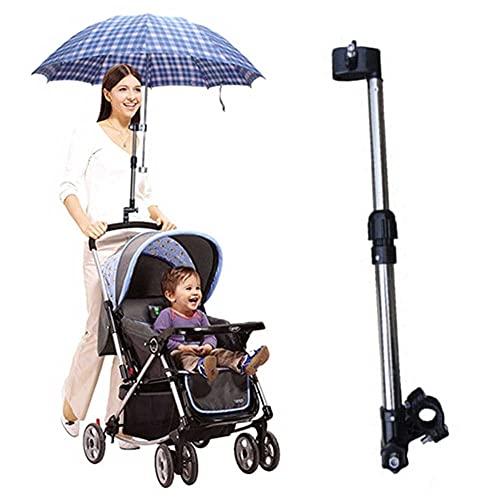 Ducomi Kinge Sonnenschirmhalter für Kinderwagen,...