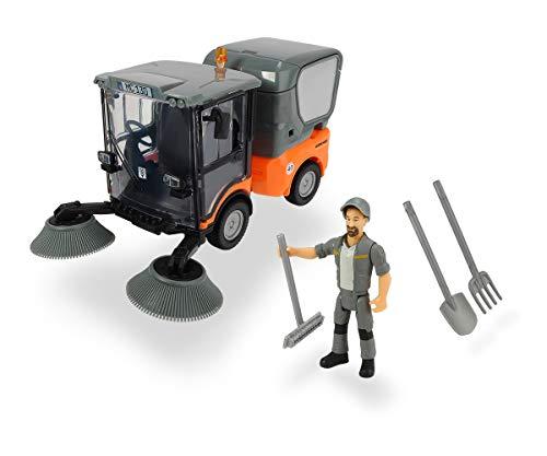 Dickie Toys Playlife-Straßenkehrer Set,...