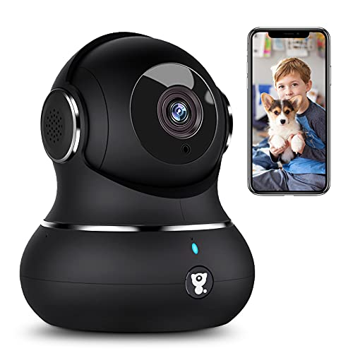 1080P Überwachungskamera, Littlelf WLAN Kamera...