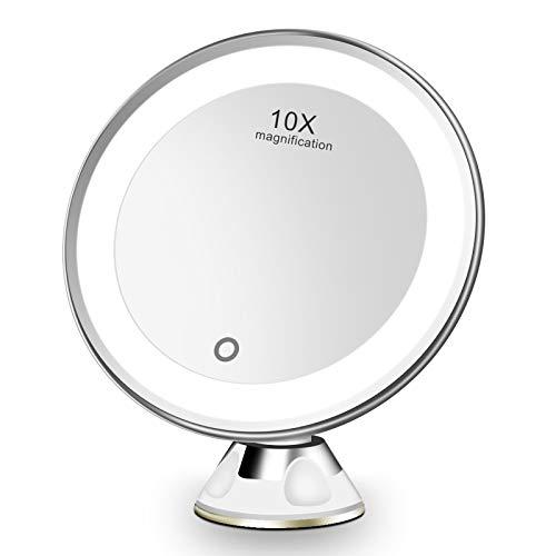 FASCINATE Kosmetikspiegel LED Beleuchtung mit...