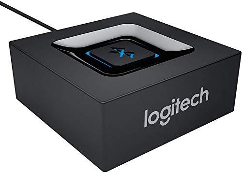 Logitech Kabelloser Bluetooth Audio-Empfänger,...