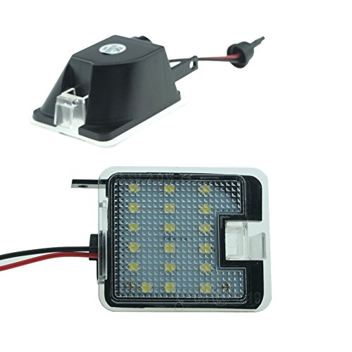 2x Do!LED I08 LED SMD Umfeldbeleuchtung Spiegel...