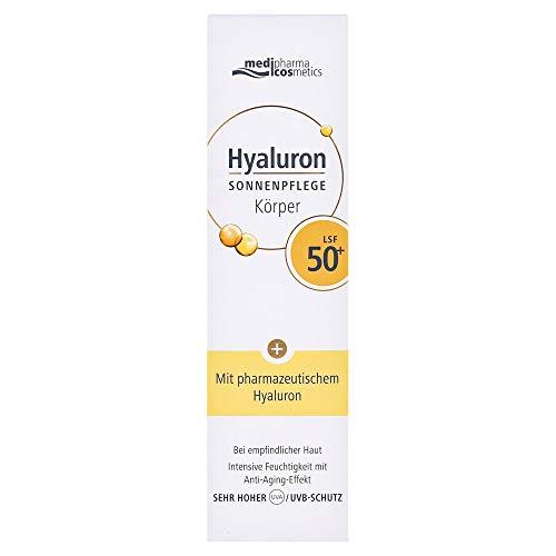 Hyaluron Sonnenpflege Körper LSF 50+, 150 ml