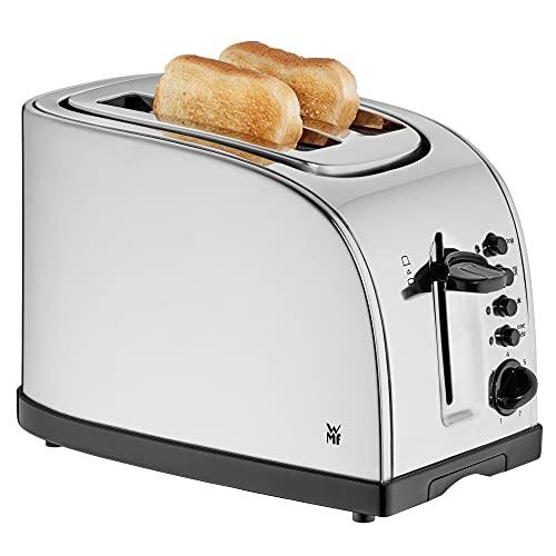 WMF Stelio Toaster Edelstahl, Doppelschlitz...