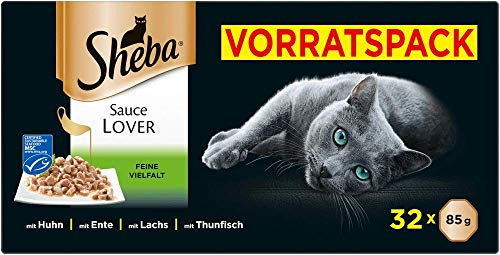 Sheba Sauce Lover – Feine Häppchen Variation...
