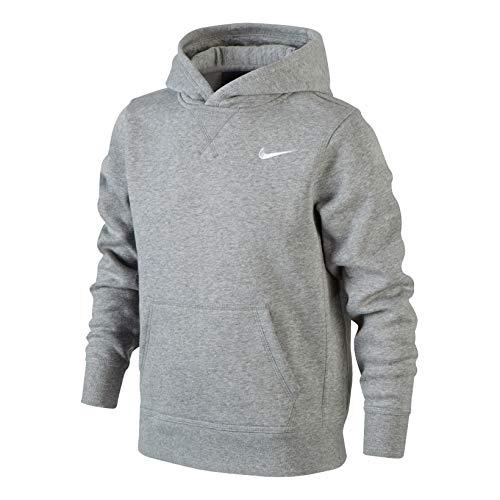 Nike Jungen Kapuzenpullover Brushed Fleece, dk...